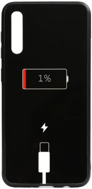 a50 battery cartoon case charge chehol galaxy glass nakladka print samsung toto