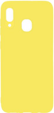 10mm a20a30 case chehol galaxy matt nakladka samsung toto tpu yellow