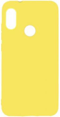 10mm case chehol matt nakladka redmi toto tpu6pro xiaomi yellow