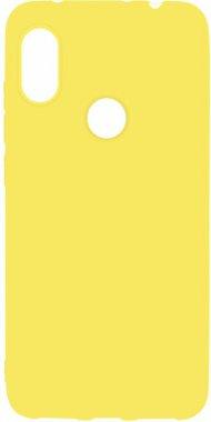 10mm case chehol matt nakladka note redmi toto tpu6pro xiaomi yellow