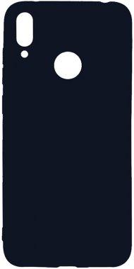 Чехол-накладка TOTO 1.0mm Matt Tpu Case Huawei Y7 2019 Black