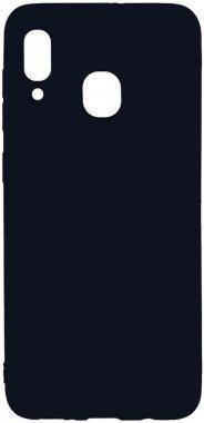 Чехол-накладка TOTO 1.0mm Matt Tpu Case Samsung Galaxy A20/A30 Black
