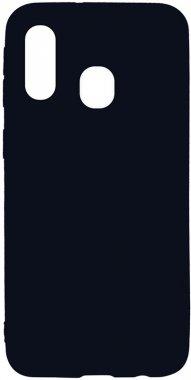 Чехол-накладка TOTO 1.0mm Matt Tpu Case Samsung Galaxy A40 Black