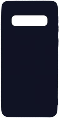 Чехол-накладка TOTO 1.0mm Matt Tpu Case Samsung Galaxy S10 Black