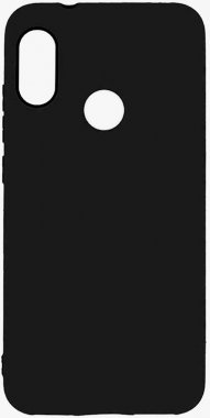 Чехол-накладка TOTO 1.0mm Matt Tpu Case Xiaomi Redmi 6 Pro Black