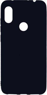 Чехол-накладка TOTO 1.0mm Matt Tpu Case Xiaomi Redmi Note 6 Pro Black