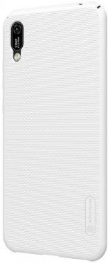 2019 case chehol frosted huawei nakladka nillkin shield super white y6pro