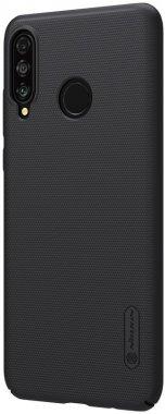 black case chehol frosted huawei lite nakladka nillkin p30 shield super