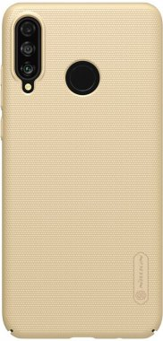 case chehol frosted gold huawei lite nakladka nillkin p30 shield super