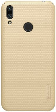 2019 case chehol frosted gold huawei nakladka nillkin prime shield super y7