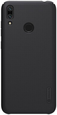 2019 black case chehol frosted huawei nakladka nillkin prime shield super y7