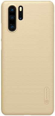 case chehol frosted gold huawei nakladka nillkin p30pro shield super