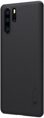 black case chehol frosted huawei nakladka nillkin p30pro shield super