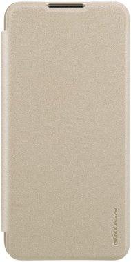 case chehol gold huawei knizhka leather lite nillkin p30 sparkle