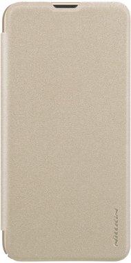 a10 case chehol galaxy gold knizhka leather nillkin samsung sparkle
