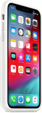 Чехол-аккумулятор Apple iPhone X/XS Smart Battery Case White (MRXL2)