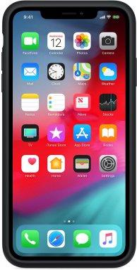 Чехол-аккумулятор Apple iPhone XS Max Smart Battery Case Black (MRXQ2)