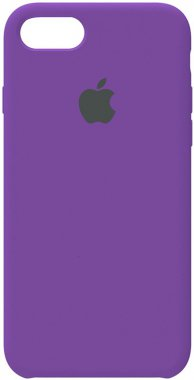 78 apple case chehol iphone nakladka purple silicone