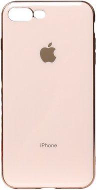 apple case chehol electroplate gold iphone nakladka plus plus8 rose toto tpu7