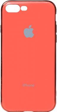 apple case chehol electroplate iphone nakladka pink plus plus8 toto tpu7