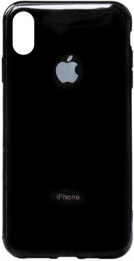 apple black case chehol electroplate iphone nakladka toto tpuxxs