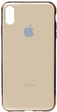 apple case chehol electroplate gold iphone nakladka toto tpuxxs