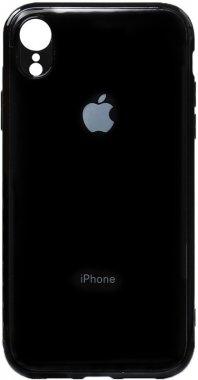 apple black case chehol electroplate iphone nakladka toto tpuxr