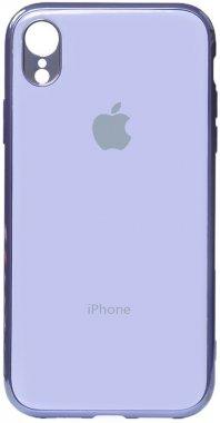 apple case chehol electroplate iphone nakladka purple toto tpuxr