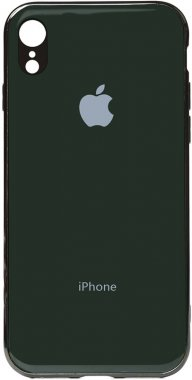 apple case chehol electroplate green iphone nakladka olive toto tpuxr