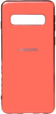 case chehol electroplate galaxy nakladka pink samsung toto tpus10