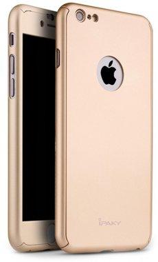 360pc66s apple case chehol full gold ipaky iphone nakladka protection