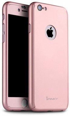 360pc66s apple case chehol full gold ipaky iphone nakladka protection rose