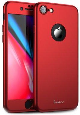 360pc78red apple case chehol full ipaky iphone nakladka protection