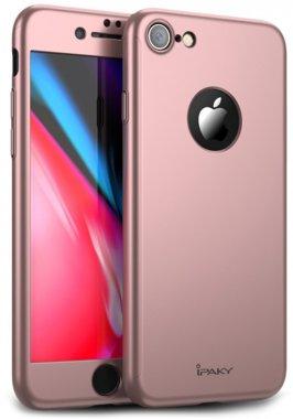 360pc7 apple case chehol full gold ipaky iphone nakladka plus plus8 protection rose