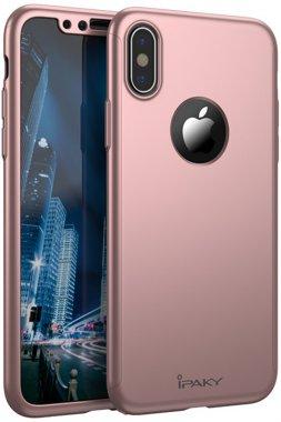 360pcx apple case chehol full gold ipaky iphone nakladka protection rose