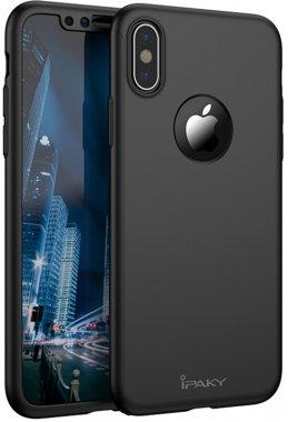 360pcxs apple black case chehol full ipaky iphone nakladka protection
