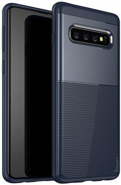 blue case chehol design galaxy grid hybrid ipaky nakladka samsung serieselegant shield tpus10