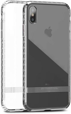 apple case chehol clear diamond ipaky iphone nakladka seriestpu transparent xsmax