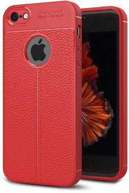 apple case chehol ipaky iphone litchi nakladka se5s5 series stria tpured