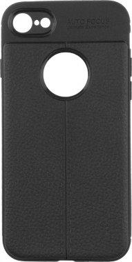 Чехол-накладка Ipaky TPU Litchi Stria Series Case Apple iPhone 7/8 Gray