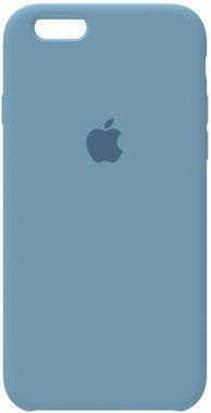66s apple azusa blue case chehol iphone nakladka silicone