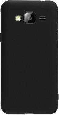 Чехол-накладка TOTO 1mm Matt TPU Case Samsung Galaxy J3 2016 Black