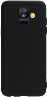 Чехол-накладка TOTO 1mm Matt TPU Case Samsung Galaxy A6+ 2018 Black