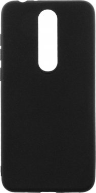Чехол-накладка TOTO 1mm Matt TPU Case Nokia 5.1 Plus/Nokia X5 Black