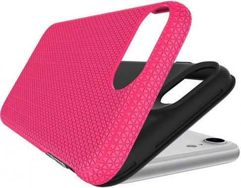 78 apple case chehol iphone nakladka pink toto tpupluspc triangle