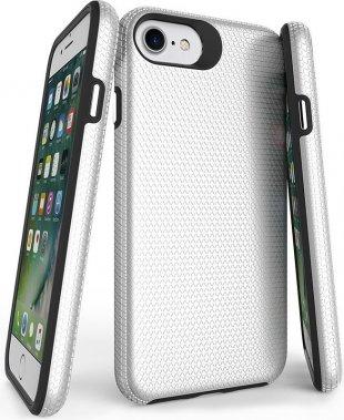 78 apple case chehol iphone nakladka silver toto tpupluspc triangle