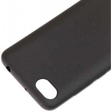 6a black case chehol nakladka redmi silicone xiaomi