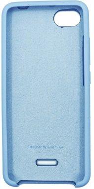 6asky blue case chehol nakladka redmi silicone xiaomi