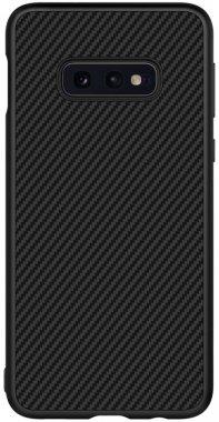 black case chehol fiber g970 galaxy knizhka nillkin s10e samsung sm synthetic