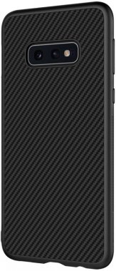 Чехол-книжка Nillkin Synthetic Fiber Case Samsung Galaxy S10e (SM-G970) Black